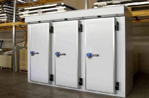 Celle frigorifere per stagionatura